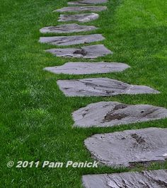 Digging » Garden Designers Roundtable: Getting From Here to There – Garden Paths Lead the Way