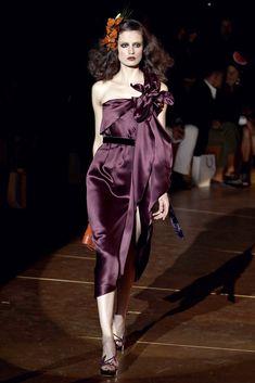 Marc Jacobs Spring 2011 Ready-to-Wear Fashion Show - Pauline Van der Cruysse