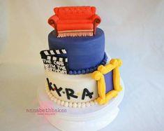 Friends Tv Show, Birthday Cake, Desserts, Photos, Food, Tailgate Desserts, Birthday Cakes, Deserts, Eten