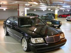 All sizes | Mercedes-Benz W140 in Poland | Flickr - Photo Sharing!