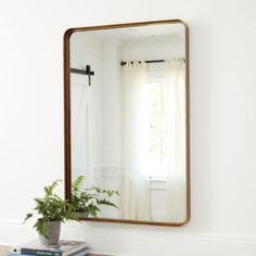 Where to buy a Halstad framed bathroom Mirror? Discover stylish new interior wall furnishings from Ballard Designs and find the perfect Halstad Mirror for your perfect home! Frameless Mirror, Floral Bedding, Beautiful Mirrors, Unique Mirrors, Bathroom Wallpaper, Bathroom Mirrors, Wall Mirrors, Kohler Bathroom, Ballard Designs
