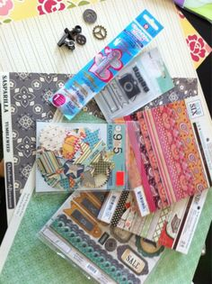 Twitter / vssweetideas: More goodies! @ScrapbookExpo Scrapbook Expo, Goodies, Twitter, Sweet, Sweet Like Candy, Candy, Gummi Candy, Sweets