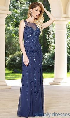 Dresses, Formal, Prom Dresses, Evening Wear: SN-50959