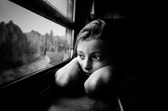 #31 Long Train Journeys By Alicja Brodowicz, Poland (3rd Place In The Portrait Category, Second Half)