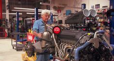 Jay Leno Pulls Out McLaren F1's V12 Engine for All to See - Carscoops