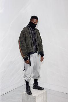 Unravel - Fall 2017 Menswear