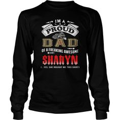 Best Proud DAD of SHARLENE -front Shirt #gift #ideas #Popular #Everything #Videos #Shop #Animals #pets #Architecture #Art #Cars #motorcycles #Celebrities #DIY #crafts #Design #Education #Entertainment #Food #drink #Gardening #Geek #Hair #beauty #Health #fitness #History #Holidays #events #Home decor #Humor #Illustrations #posters #Kids #parenting #Men #Outdoors #Photography #Products #Quotes #Science #nature #Sports #Tattoos #Technology #Travel #Weddings #Women