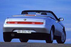 2003 Alfa-Romeo Spider Twin-Spark convertible