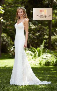 Referencia NA6182 Disponible en @nataliaarangonovias                   INFO (4) 2668473 - (57) 3178846696 Medellín - Colombia #novias #noviascolombia #noviasmedellin #bodascolombia #bodasmedellin #bodasencartagena #vestidosdenovia #vestidodenovia #vestidosdenoviaexclusivos #wedding #weddingdress
