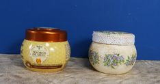Jar, Stuffed Peppers, Home Decor, Recycled Tin Cans, Canisters, Recycling, Manualidades, Decoration Home, Room Decor