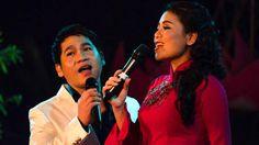 Trọng Tấn - Anh Thơ là cặp song ca đẹp và tài năngcủa làngnhạc Việt