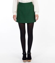 Mod skirts are back. Oh yes.  Giselle Skirt