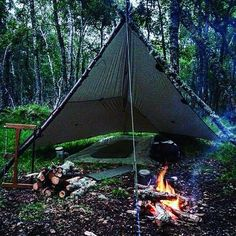 Simple shelter