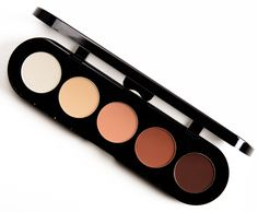 Sneak Peek: Maquillage Atelier Eyeshadow Palettes (x7) Photos & Nuancier
