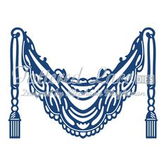 Tattered Lace - Dies - Ornate Swag