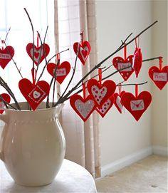 Valentine's Day Tree