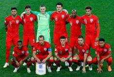 England beat Colombia on penalties in World Cup last 16 – in pictures Penalty Shoot Out, John Stones, Gareth Southgate, Photo Essay, Lineup, World Cup, Beats, England, Football