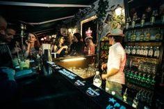 Bar w Le Scandale na Kazimierzu