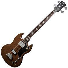 Gibson SG Standard Bass 2014 4-String Bass Guitar Walnut