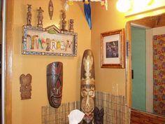 Tiki Bathroom -- Tiki Central