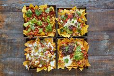 Epic nachos, four ways - Jamie Oliver | Features