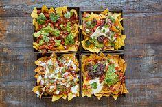 Epic nachos, four ways - Jamie Oliver   Features