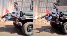 """Srinagar: Army on Friday said it is investigating a video in which a youth was seen tied allegedly to an army jeep as a human shield against stone pelting. """"In reference to the video showing a young man tied to an army jeep, the contents of the video are being verified and investigated,"""" a..."""