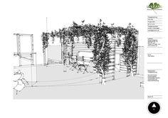 131218 Lykkans trädgårdsdesign skiss