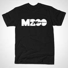 """""""M200"""" - Firearms series tee 6 @ https://www.teepublic.com/show/7912-m200"""