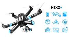 HEXO+ Autonomous Drone Official Features and Specs !