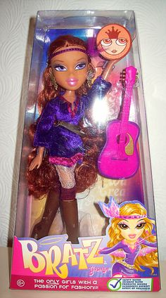 She arrived and i must say.she is very pretty! I think i may keep her in the box though, although that's going to be really hard as i am a deboxer lol. Dc Superhero Girls Dolls, Bratz Doll Outfits, Brat Doll, Bratz Girls, Magic Hair, My Childhood Memories, Aesthetic Pictures, Girl Dolls, Cute Kids