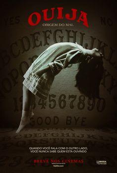 Segundo cartaz de Ouija: Origem do Mal, 20 de outubro nos cinemas!