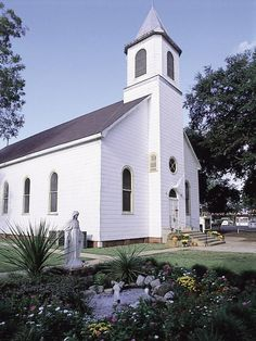 St Augustine Catholic Church | Official Natchitoches Travel Information