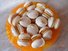 Non plus ultra aprósüti recept foto Hungarian Desserts, Hungarian Recipes, Russian Recipes, Non Plus Ultra, Sweet Cookies, Cake Bars, Winter Food, Pretzel Bites, Macarons