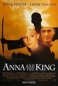 Anna and the King (1999) movie #poster, #tshirt, #mousepad, #movieposters2