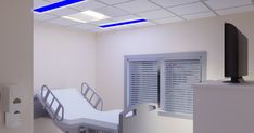 How To Design Circadian-effective Lighting For Schools, Hospitals #Facility #Management Energy Use, How To Increase Energy, Rensselaer Polytechnic Institute, National Grid, Facility Management, Overhead Lighting, Background Information, Sleep Quality, Design Strategy