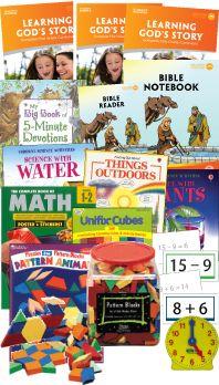 My Father's World Homeschool Curriculum-First Grade Basic Package $258.45 sale June 2014 $214