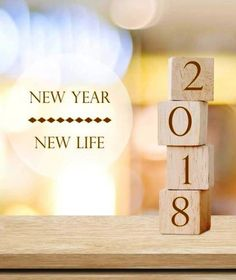 Happy new year text message 2018. May this new year be brighter than the last one, you get all the success you need for next year. Don't wait for other to do something for you so do things by yourself to make it happen as quicker as possible.