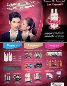 ¡No te pierdas las promociones especiales de nuestra perfumería EQUIVALENZA!