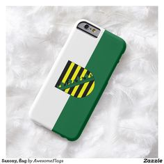 Saxony, flag barely there iPhone 6 case
