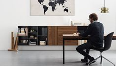 収納|インスピレーション イメージ||北欧家具 北欧インテリアのBoConcept