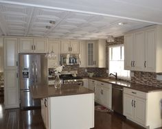 Ideas About Single Wide Remodel On Pinterest Single Wide - Remodeling a mobile home kitchen
