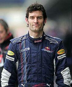 ...Mark Webber.