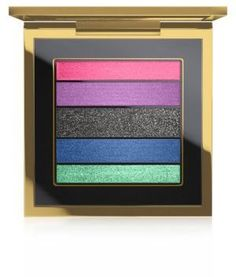 MAC Veluxe Pearlfusion Eyeshadow Palette/0.14 oz.