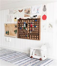 Beautiful children's room