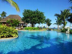 Sugar Beach Mauritius Hotel Resort & Spa in Flic en Flac, Distrito de Black River There in June 2002