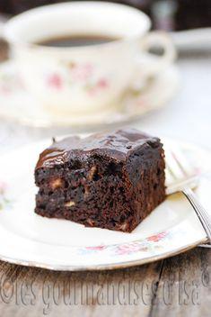 No Bake Desserts, Dessert Recipes, Gateau Cake, Bread Jam, Banana Jam, Banana Brownies, Chocolate Banana Bread, Fondant Cakes, Cooking Recipes