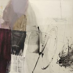 "Through a Side Door, canvas, 36""x 36"", Fran Skiles"