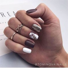 2019 2020 Novelties and trends in which manicure page 107 .- 2019 2020 New products and trends in which manicure Page 107 of 119 products - Great Nails, Perfect Nails, Simple Nails, My Nails, Perfect Pink, Hair And Nails, Cute Acrylic Nails, Acrylic Nail Designs, Striped Nail Designs