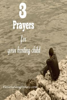 Do you have a struggling child or teen? Are they searching for their identity and in the midst of it facing hurtful situations? These 3 Prayers are beautiful and powerful. As parents, our strongest defense is our boldest prayer!